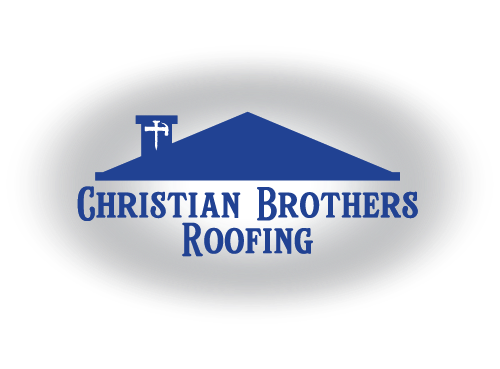 Christian Brothers Roofing Logo With Halo