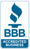 Better Business Bureau Badge for Christian Brothers Roofing