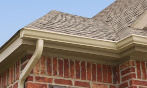 Seamless Gutter Installation With Roofing In Parkville