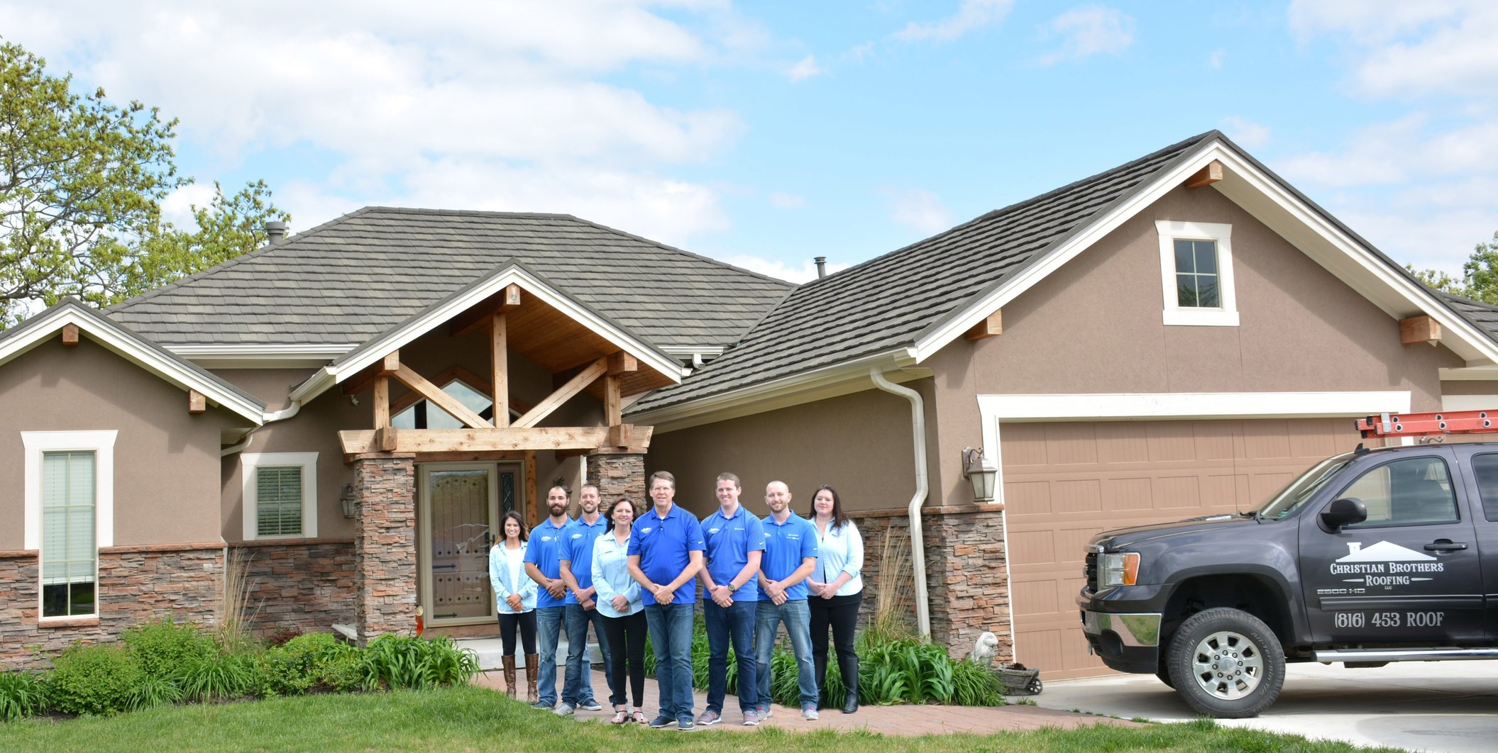 Kansas City S Best Roofing Company Christian Brothers