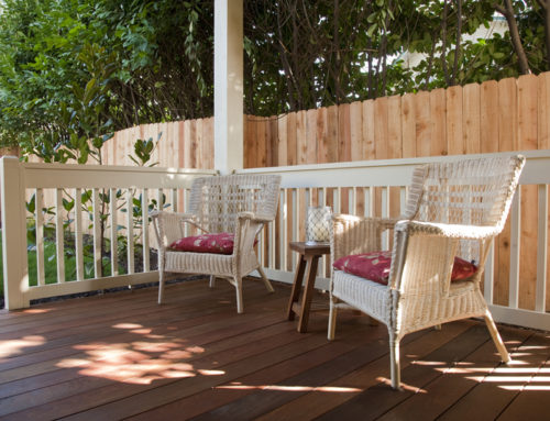 Get Your Deck or Patio Ready for Spring