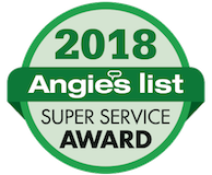 Christian Brothers Roofing Company Receives Angie's List Super Service Award