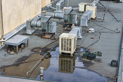 Kansas City Commercial Roof Installation