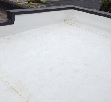 Commercial Roof Repair After