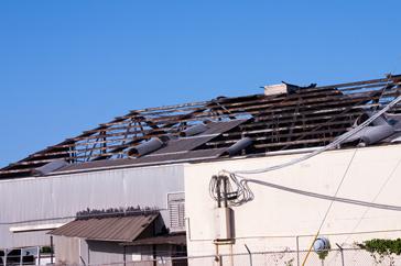 Commercial Storm Damage Repair
