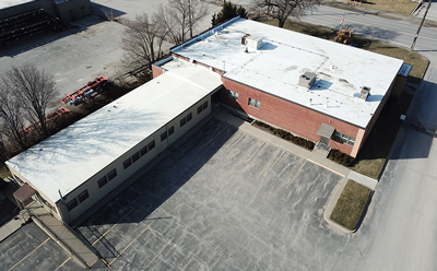 Commercial TPO Roofing in Kansas City
