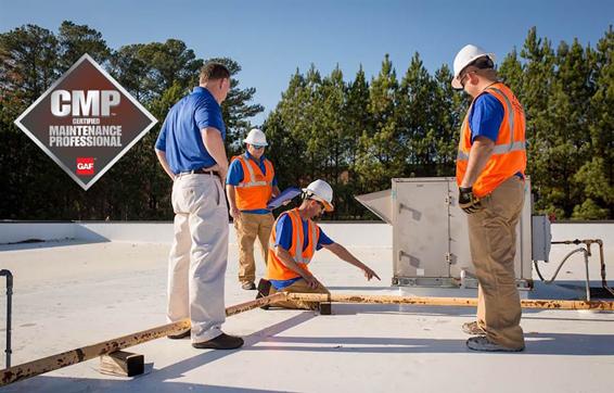 GAF Certified Maintenance Professional