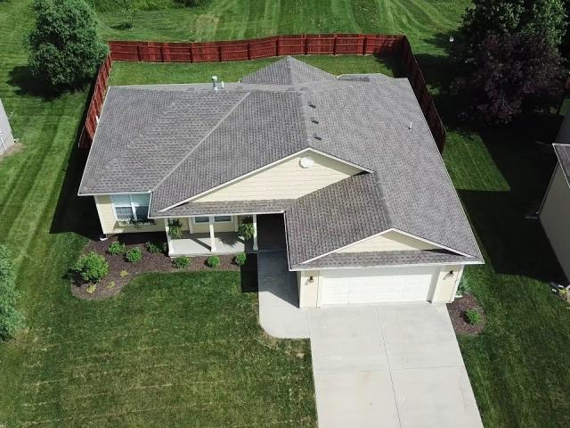 Residential Asphalt Roof