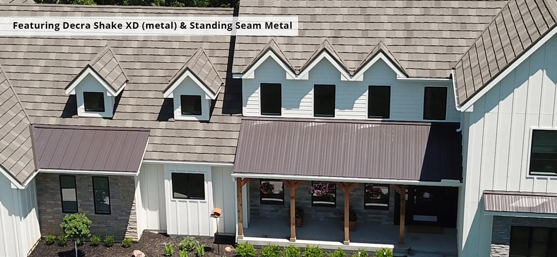 Metal Roofing | Kansas City