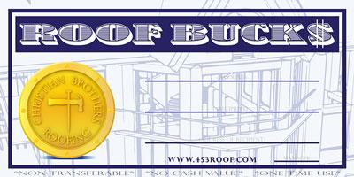 Roof Bucks