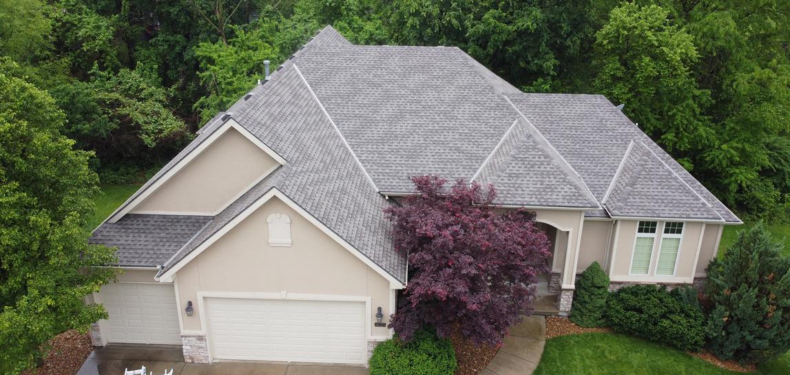 Insurance Claim Roof Repair in Parkville