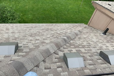 How to resolve roof ventilation problems