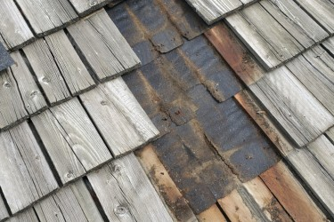 Questions To Ask About Storm Damage On Your Shake Shingle Roof