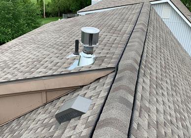 Roof Ventilation Repair in Liberty, Missouri