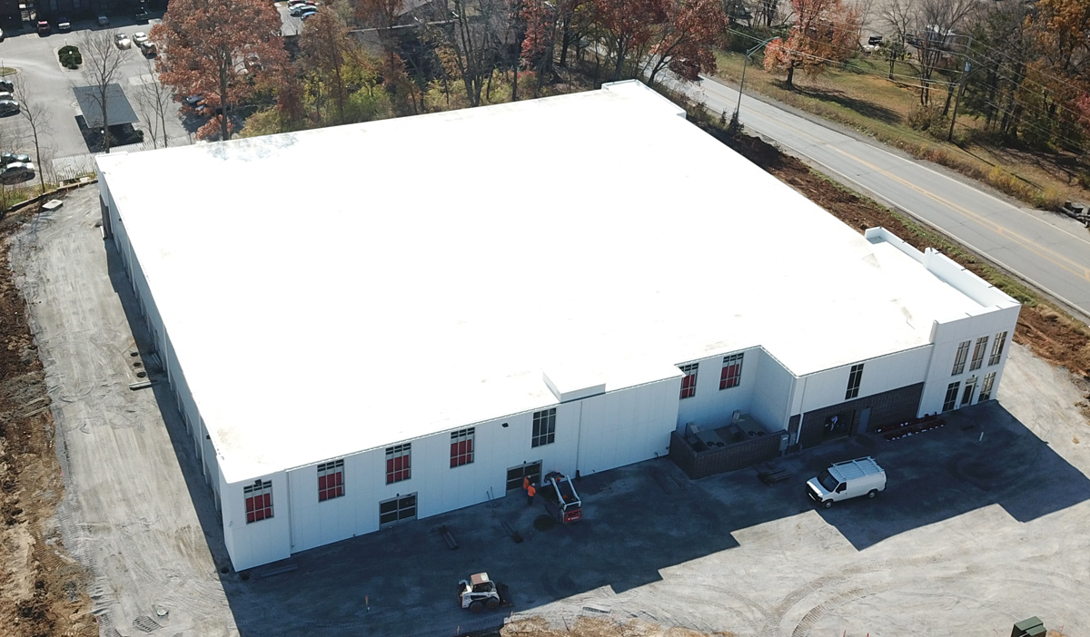 Commercial Roofing | Lenexa, Kansas