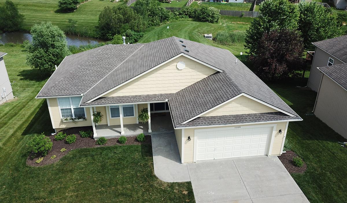Residential Roofing | Lenexa, Kansas