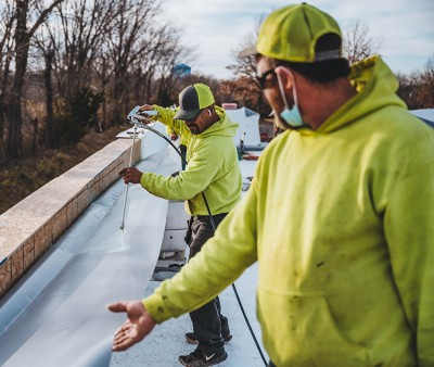 Commercial Roofing in Kansas City