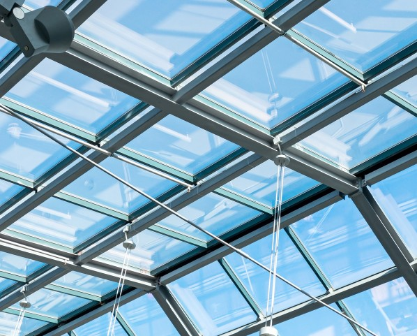 Commercial Skylight Installation | Kansas City