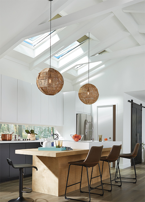 Skylight Advantages
