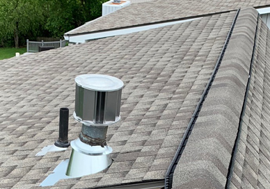 Roof Ventilation Repair In Liberty, MO