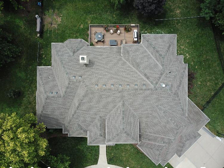 GAF Lifetime Roofing System