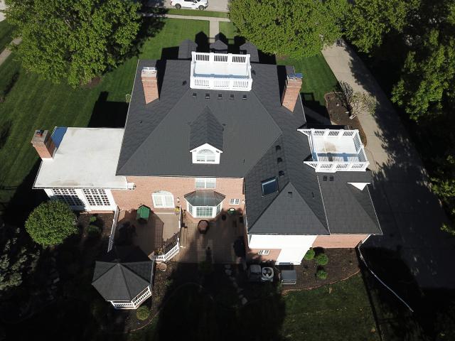 Decra Stone Coated Steel Roof Replacement