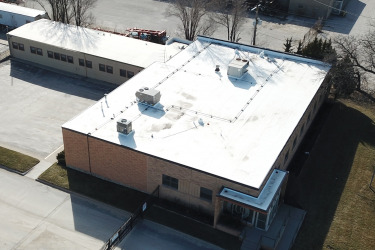 How Much Is a TPO Roofing System for My Commercial Business?